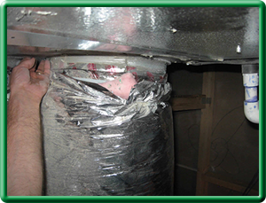 DUCT BLASTER LAS VEGAS NEVADA DUCTWORK DUCT INSULATION HVAC TESTING